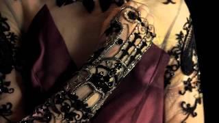 gyunel presentation art fashion film by jg harding for paris couture fashion week