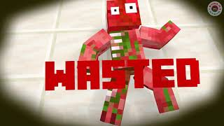 Monster School : Good Luck Chest - Minecraft Animation