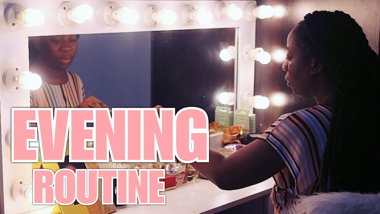 Download AJOCHE : MY EVENING ROUTINE