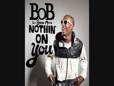 BOB feat Bruno Mars  Nothin On You Acapella