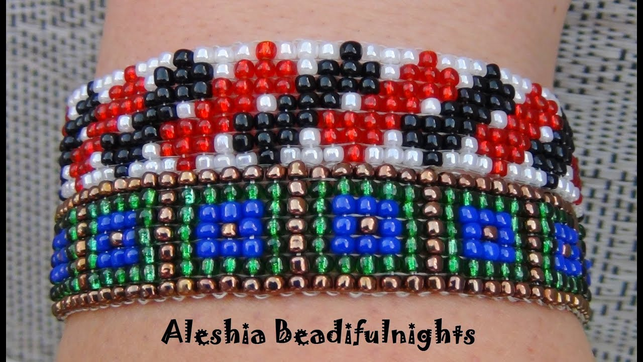 wire beaded jewelry glass bracelet make tutorial a for beads wrap how to making article wrapped bead supplies
