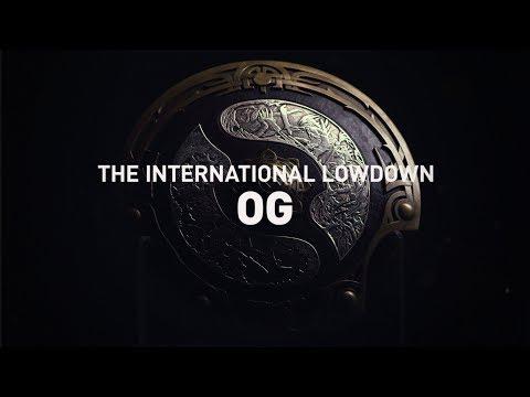 The International Lowdown 2018 - OG