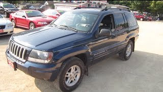 2004 JEEP Grand Cherokee Special Edition 4.7L Short Tour Review