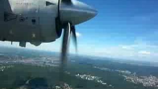 lgw dornier 228 200 take off at saarbrcken scn 05aug08