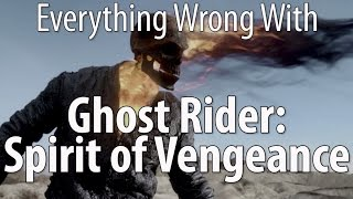 Repeat youtube video Everything Wrong With Ghost Rider: Spirit Of Vengeance