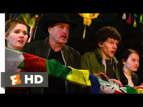 Zombieland: Double Tap (2019) - Zombie Barricade Scene (7/10) | Movieclips