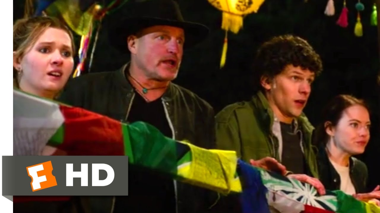 Download Zombieland: Double Tap (2019) - Zombie Barricade Scene (7/10) | Movieclips