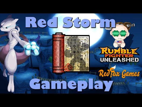 Rumble Fighter Unleashed Red Storm Gameplay: No Reset Needed