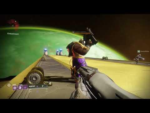 Destiny 2 - Rasputin's Culling Quest Step Cheese