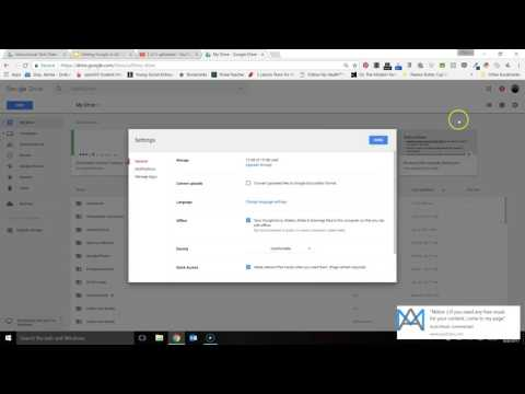 Changing Quick Access View in Google Drive