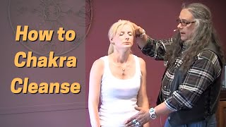 How To Chakra Cleanse - Healing Your Wounded Heart [Video 2]