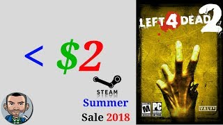 Steam Summer Sale 2018 | Best Games Under $2