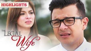 Adrian at Monica, pinalaya na ang isa't isa | The Legal Wife