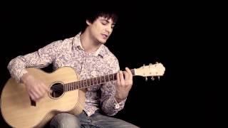 Очень душевная песня под гитару! Амирхан Масаев - Капли дождя