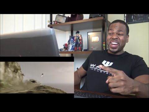 Tom Clancy's Ghost Recon Breakpoint - Announcement Trailer - REACTION!!!