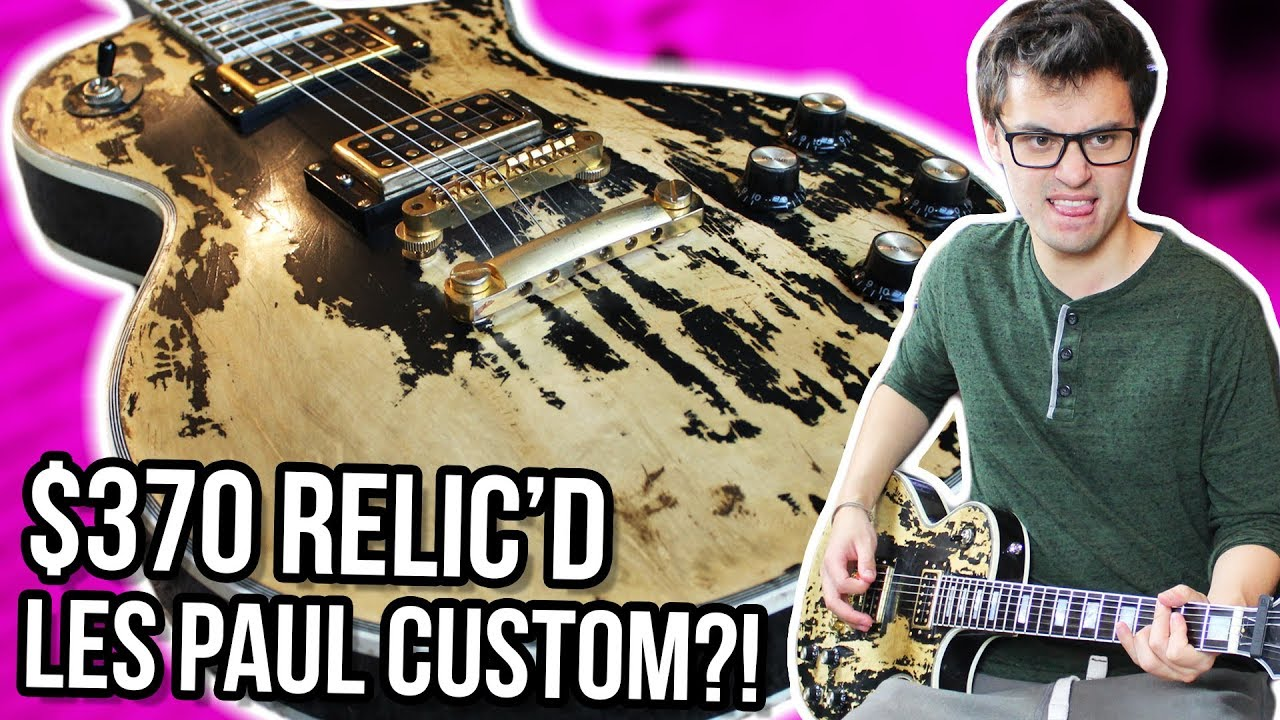 Wait... A $400 Premium Guitar From China?? || 10S GF Vintage Relic Demo/Review