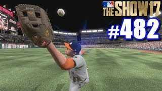I WENT TO DISNEY WORLD TO EAT SCALLOPS! | MLB The Show 17 | Road to the Show #482