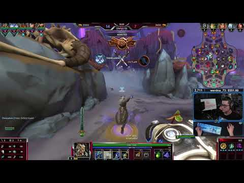 Ao Kuang: HE IS NOW A TOP RANKED BAN.... - Smite
