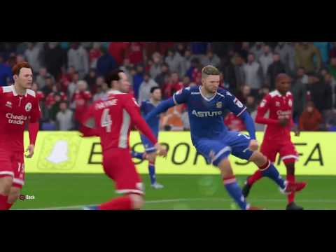 FIFA 18 Crawley Town v Stevenage