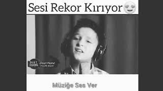 Azeri Çocuktan Murat Boz Şarkısı Ben Özledim Galiba Seni