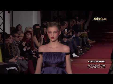 ALEXIS MABILLE Paris Haute Couture Spring/Summer 2018