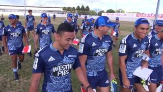See some of the Blues stars of the future as they visit the Blues H...