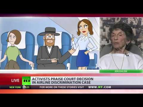 Gender Discrimination: 83yo woman wins court case against Israeli Airlines