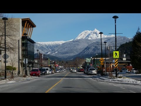 Where You Live - Downtown Squamish