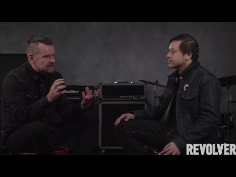 The Cult - An exclusive Revolver Interview with Billy Duffy