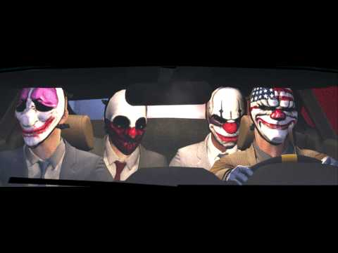 Payday 2 Soundtrack - Steal From The Rich (Give To Myself), 1 Hour Version
