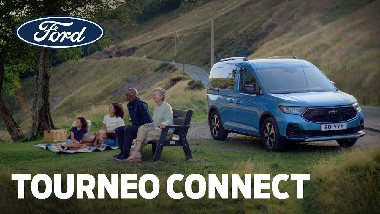 As Versatile as You Are   All-New Ford Tourneo Connect   Ford EU