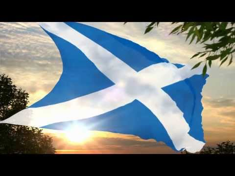 Scotland the Brave — The Owl Town Pipe & Drum Band & The Band of the First Royal Tank Regiment
