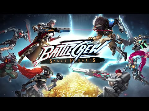 BATTLECREW Space Pirates: Video Game Trailer