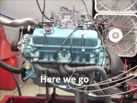 Sehr Performance Machine / Randi's 400 Pontiac
