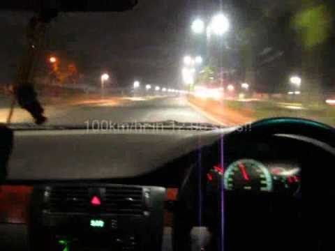 Chevrolet Optra - 0-115km/hr...Must watch!!