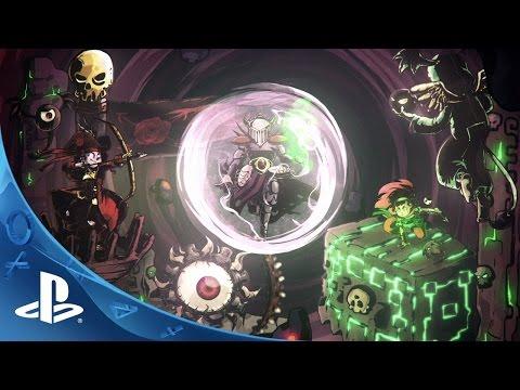 TowerFall Dark World - Expansion Trailer   PS4