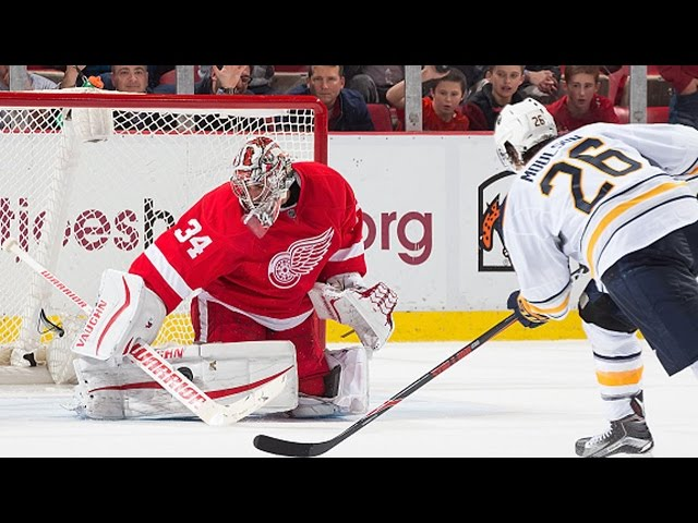 Shootout: Sabres vs Red Wings