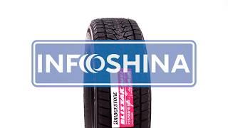 INFOSHINA: Обзор зимних шин Bridgestone Blizzak DM-V2 от интернет-магазина Инфошина