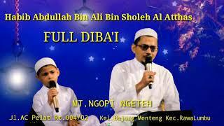Habib Abdullah Bin Ali Bin Sholeh Al Atthas & Putra nya - Rindu Sholawat ( MT.NGOPI NGETEH )