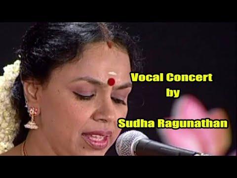Kalpathy Music Fest 2017 - Concert by Sudha Ragunathan