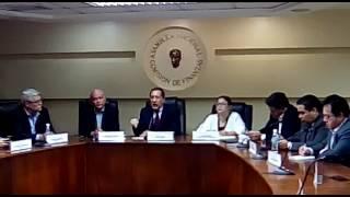 Dip. José Guerra, pdte. Comisión de Finanzas AN: