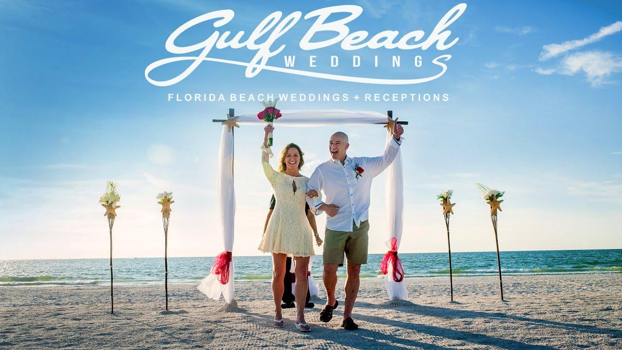 St Pete Beach Destination Wedding By Gulf Weddings Video Testimonial