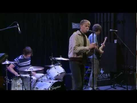 The Drums - Book Of Stories (Live in the Bing Lounge)