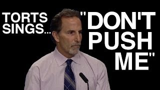 "John Tortorella Sings ""Don"