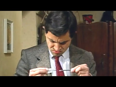 Fix It Bean | Three Beans | Classic Mr Bean