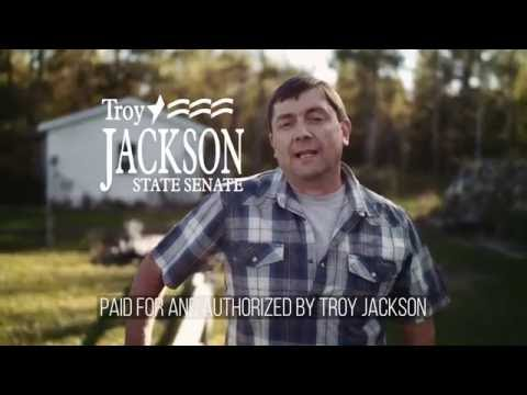 Troy Jackson for Maine Senate