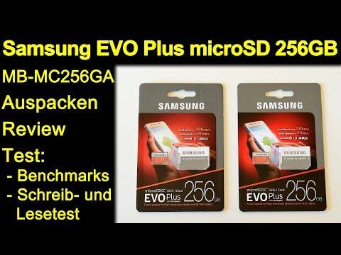 samsung-evo-plus-micro-sdxc-256-gb-mb-mc256ga-sd-karte---tests-benchmarks-geschwindigkeit-deutsch