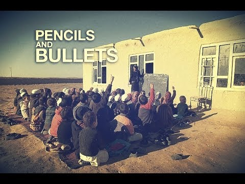 Documentary Pencils and Bullets Afghanistan