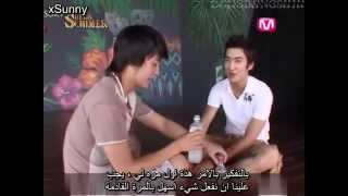 070811 Super Junior Super Summer Arabic sub Ep 05 P2