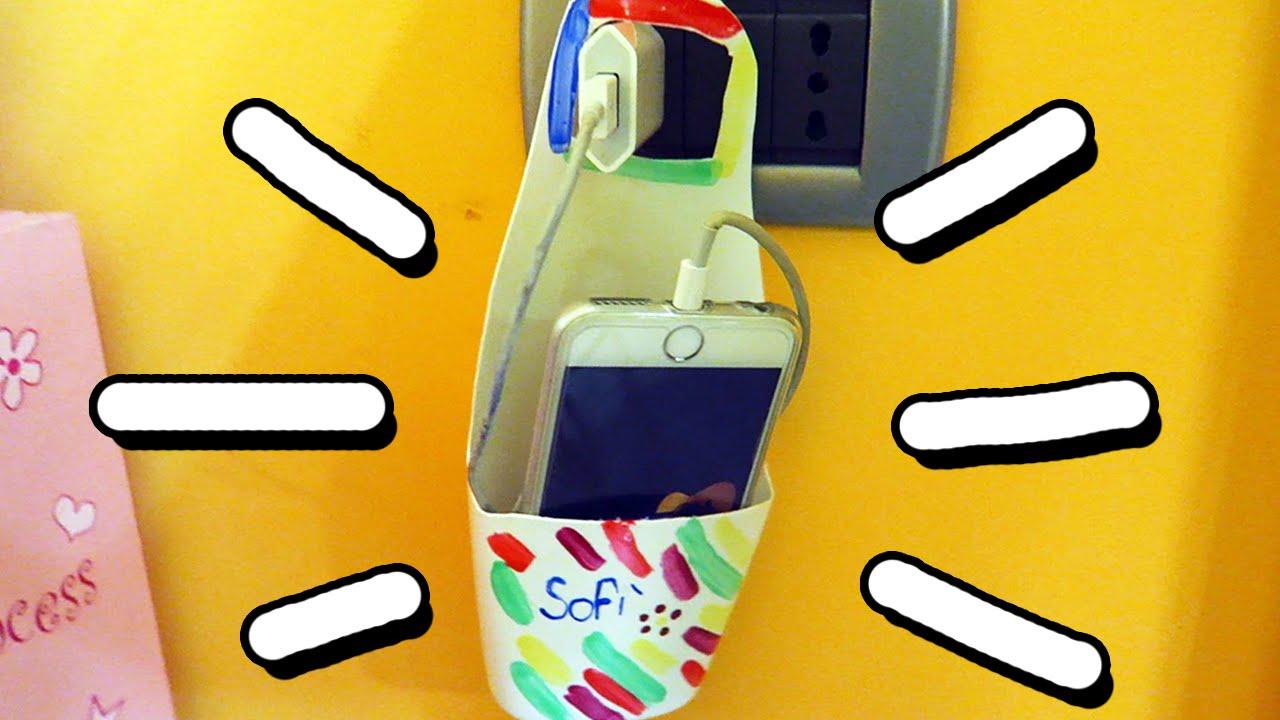 Schema Elettrico Power Bank : Come fare un porta cellulare creazioni incredibili